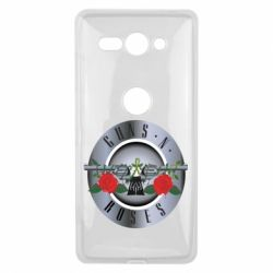 Чехол для Sony Xperia XZ2 Compact Guns n' Roses - FatLine