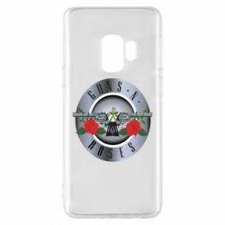 Чехол для Samsung S9 Guns n' Roses - FatLine