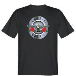 Мужская футболка Guns n' Roses - FatLine