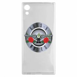 Чехол для Sony Xperia XA1 Guns n' Roses - FatLine