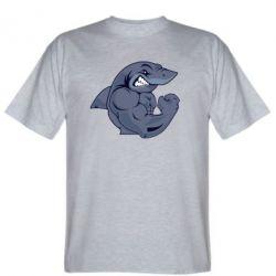 Мужская футболка Gym Shark - FatLine