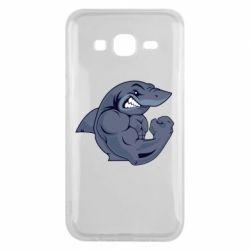Чохол для Samsung J5 2015 Gym Shark