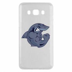 Чохол для Samsung J5 2016 Gym Shark