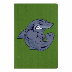 Блокнот А5 Gym Shark