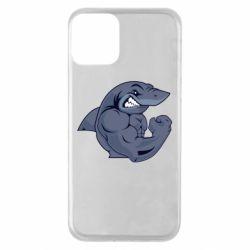 Чохол для iPhone 11 Gym Shark