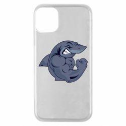 Чохол для iPhone 11 Pro Gym Shark