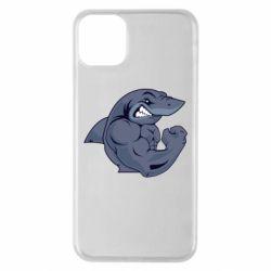 Чохол для iPhone 11 Pro Max Gym Shark
