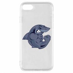 Чохол для iPhone 8 Gym Shark