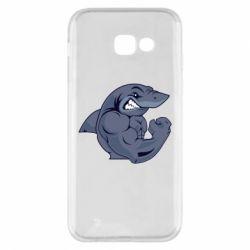 Чохол для Samsung A5 2017 Gym Shark