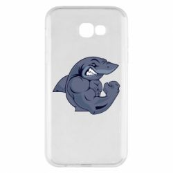 Чохол для Samsung A7 2017 Gym Shark