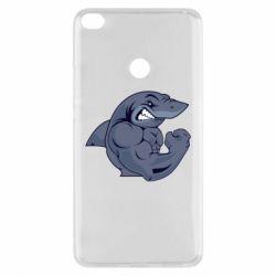 Чохол для Xiaomi Mi Max 2 Gym Shark
