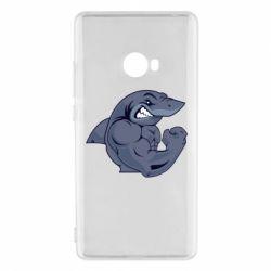 Чохол для Xiaomi Mi Note 2 Gym Shark
