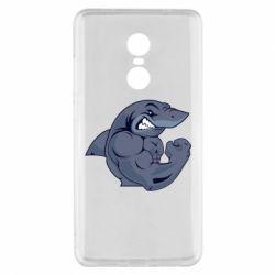 Чохол для Xiaomi Redmi Note 4x Gym Shark