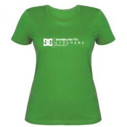 Женская футболка Gymkhana Project Ken Block