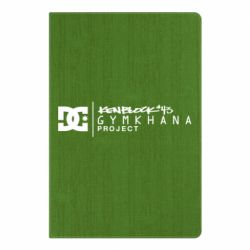Блокнот А5 Gymkhana Project Ken Block