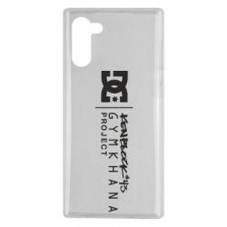 Чохол для Samsung Note 10 Gymkhana Project Ken Block