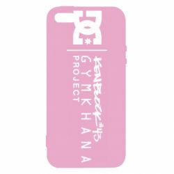Чохол для iphone 5/5S/SE Gymkhana Project Ken Block