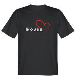 Мужская футболка H - FatLine