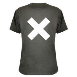 Камуфляжна футболка Hacker