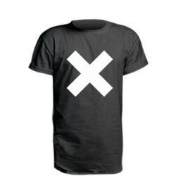 Подовжена футболка Hacker
