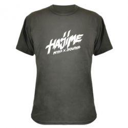 Камуфляжная футболка Hajime