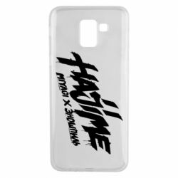 Чехол для Samsung J6 Hajime - FatLine