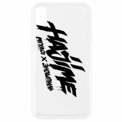 Чехол для iPhone XR Hajime - FatLine
