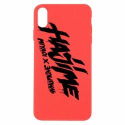 Чехол для iPhone X Hajime - FatLine