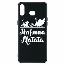 Чохол для Samsung A6s Hakuna Matata