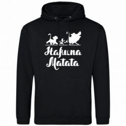 Чоловіча толстовка Hakuna Matata