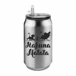 Термобанка 350ml Hakuna Matata