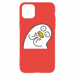 Чехол для iPhone 11 Half duck