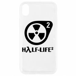 Чехол для iPhone XR Half-Life 2 - FatLine
