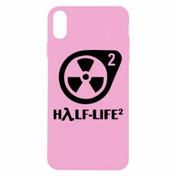 Чехол для iPhone Xs Max Half-Life 2 - FatLine