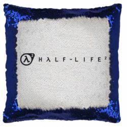 Подушка-хамелеон Half-Life 2