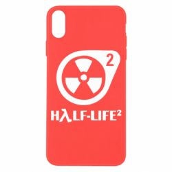Чехол для iPhone X Half-Life 2 - FatLine