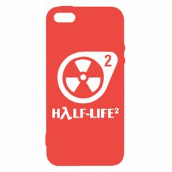 Чехол для iPhone5/5S/SE Half-Life 2 - FatLine