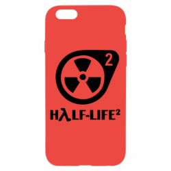Чехол для iPhone 6/6S Half-Life 2 - FatLine