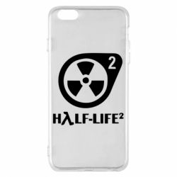 Чехол для iPhone 6 Plus/6S Plus Half-Life 2 - FatLine