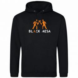 Толстовка Half Life Black Mesa - FatLine