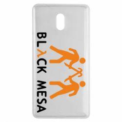 Чехол для Nokia 3 Half Life Black Mesa - FatLine