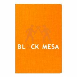 Блокнот А5 Half Life Black Mesa - FatLine