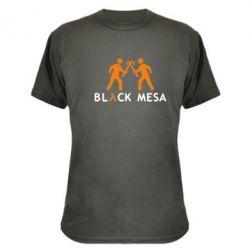 Камуфляжная футболка Half Life Black Mesa - FatLine