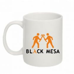 Кружка 320ml Half Life Black Mesa - FatLine