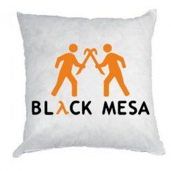 Подушка Half Life Black Mesa