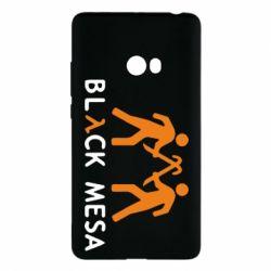 Чехол для Xiaomi Mi Note 2 Half Life Black Mesa - FatLine