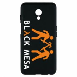 Чехол для Meizu M6s Half Life Black Mesa - FatLine