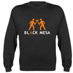 Реглан (свитшот) Half Life Black Mesa - FatLine