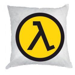 Подушка Half Life Logo - FatLine