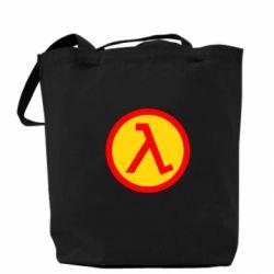 Сумка Half Life Logo